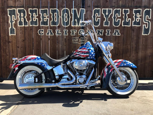 2002 Harley Davidson Heritage Softail