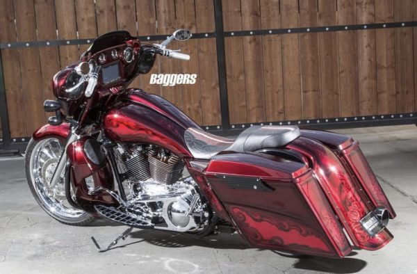 2008 Harley Davidson Electra Glide