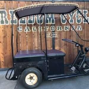 "Custom Cart "" Tijuana taxi """