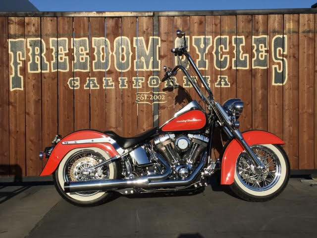 2007 Harley Davidson Heritage Softail Classic(1)